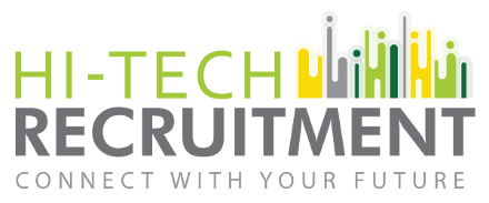Hi-Tech Recruitment Retina Logo